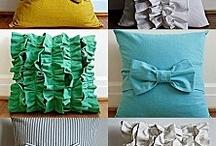 almofadas criativas