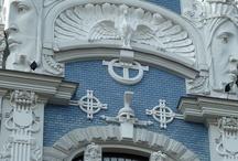 Art Nouveau / by Fred James