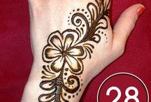 Henna & design ideas