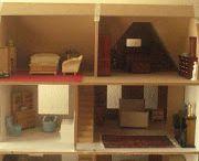 Å lage et dukkehus