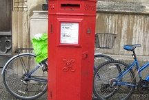 Letter Boxes / Pillar boxes, wall boxes, lamp boxes and novelty items based on them.