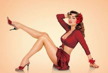 Pin Up Girls / by Courtney Calvin