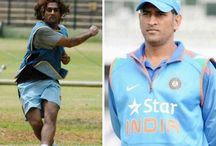Indian Cricketers Then And Now Photo
