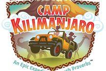 VBS 2015: Camp Kilimanjaro / by ConcordiaSupply.com