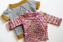 knitting for my kids