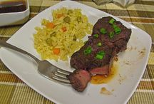 Venison, Rabbit, Bison & other uncommon meats / by Morgon Newquist