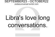 Libra <3