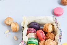 Macaroons & desserts