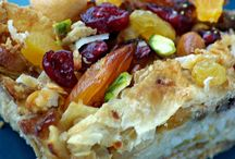 Middle Eastern Dessert