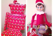 Elf on The Shelf / by Krista Ahrens Podstawa