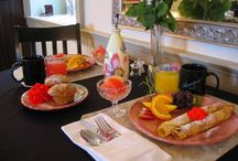 Breakfasts & Recipes / Sampling of breakfasts served to our guests at the B&B each morning. / by Silverstone Inn and Suites