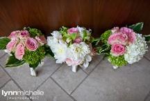 chic pink wedding