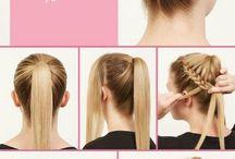 Hair for Liv