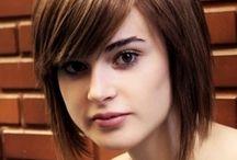 New hairstyle ideas / by Kelli Ireland