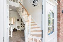 Treppen & Eingangsbereich