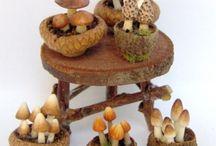 Miniaturas decorativas