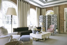 Adamsleigh Showhouse - Eric Cohler and Pearson 2013 / by Pearson Furniture