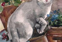 Cats - Art