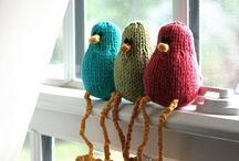 Knitting - Stuffed Stuff
