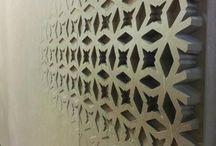 декор структурные панели