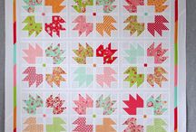 Sewing - Quilts, paid pattern / by Leisel Clayton