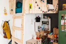 Raum für Kleinere Menschen