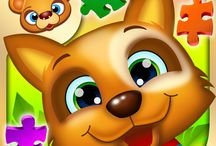 123 Kids Fun Animated Puzzle / #puzzle #kids #fun #play #apps #games #education #edtech