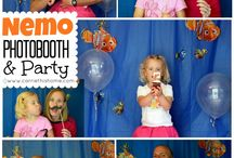 Hanna's Nemo party / My daughter's 3rd bday party planning ideas