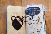 My Wreck this Journal / Wreck this journal / by Alicia Laflan
