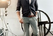 COol men fashion / Clothes for gentlemen and trendsetters / by Bill Khaemba