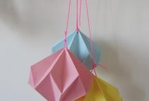 folde papir