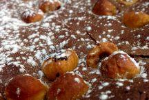 Torta al cioccolato e nocciole / Dolce