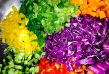 21 day fix salads