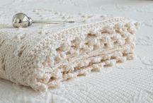 Knitting patterns / Baby blanket