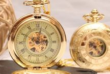 Engraved Pocket Watches