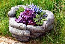 For the garden