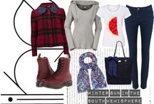 Outfits / by Yessica Vargh
