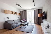 Aranżacje Perfect Space - Sweet Home Warsaw