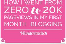 Ideas for the blog!