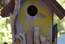 Casinha de pássaro