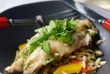 Dinner/Lunch ideas