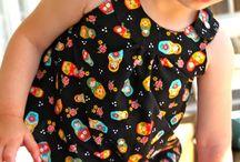 Girl T-shirt, top / dívčí trika, trička, tílka