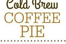 coffee pie