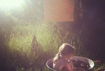 Badespaß mit Kindern