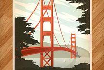 San Francisco / by Friedel Jonker