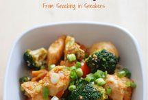 {Healthy} Dinner Recipes / Healthy Dinner Recipes