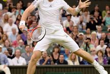 The new hope / Hope Andy will pull it off this time; 5 setter against djokovic (misspelled)