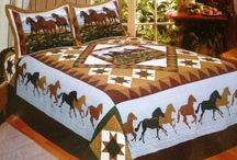 Western Bedroom.... / Western Decor...