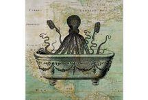 Vintage Posters Maps Art