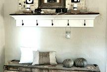 Front or back door decor